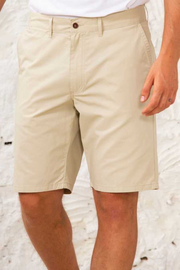 Bermuda clásica algodón