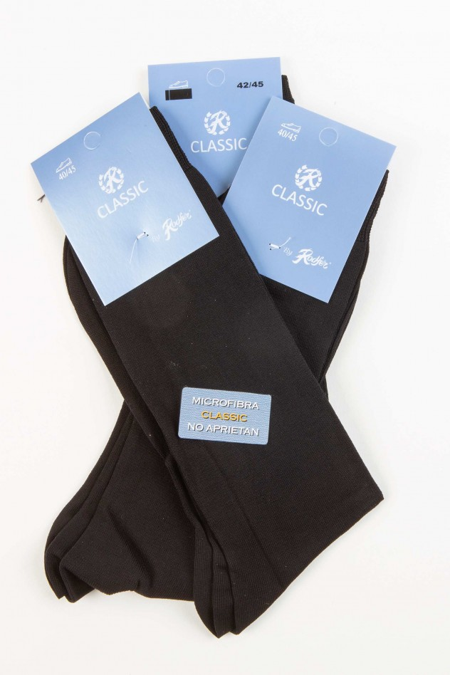 Pack tres pares de calcetines