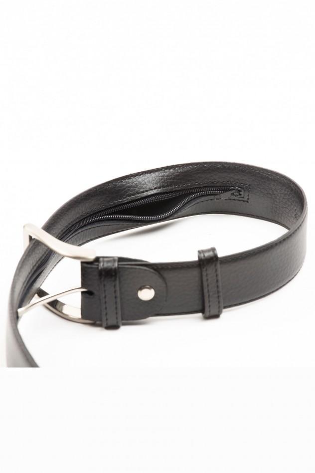 Cinturón monedero bolsillo de cremallera